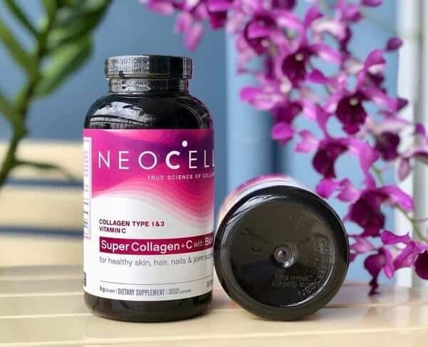 Vien uong collagen Neocell