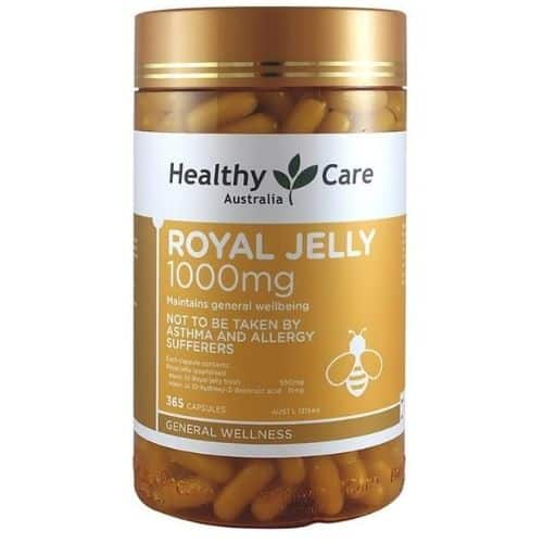 Healthy-Care-Royal-Jelly-1000mg